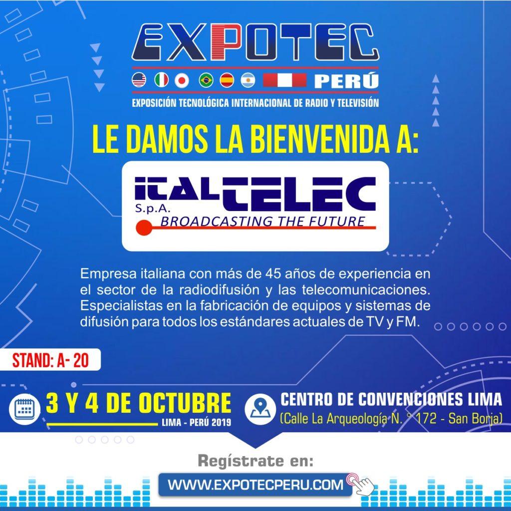 Expotec - Italtelec